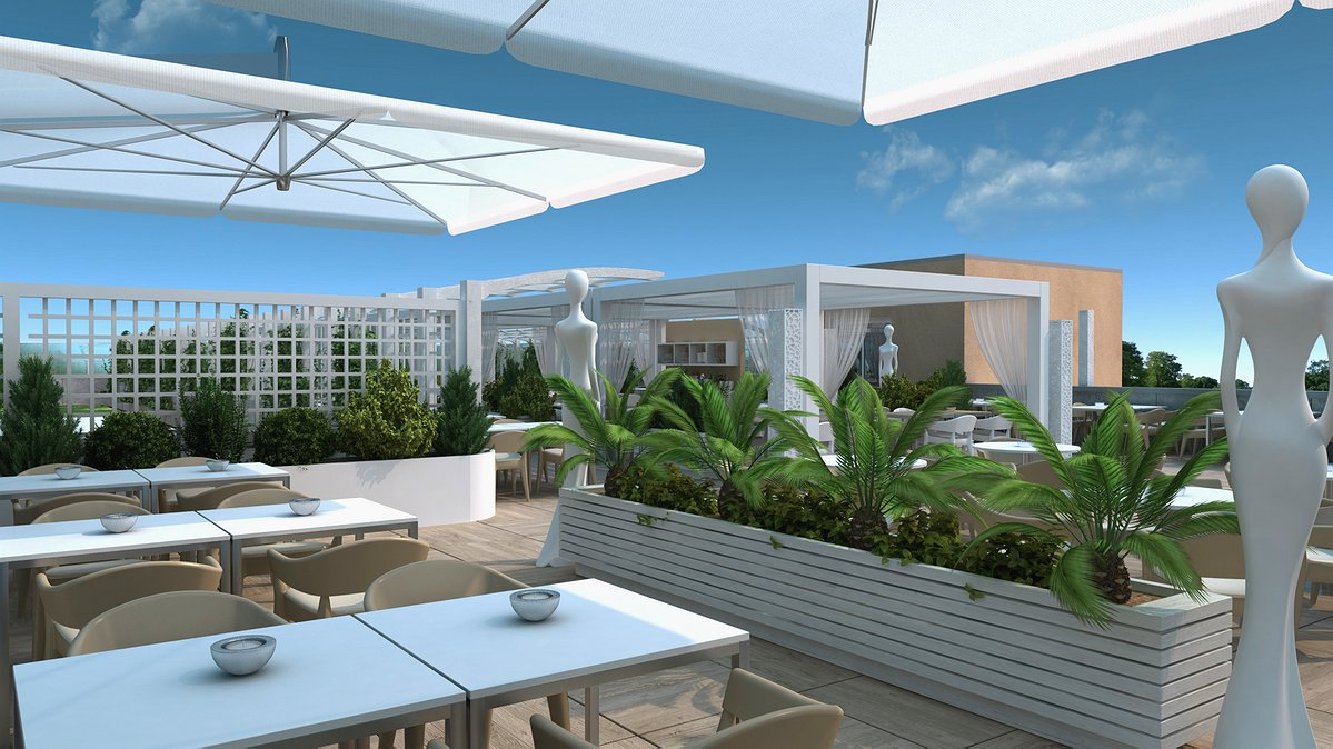 Studio sagitair architettura interior design render - Progetto casa design ...