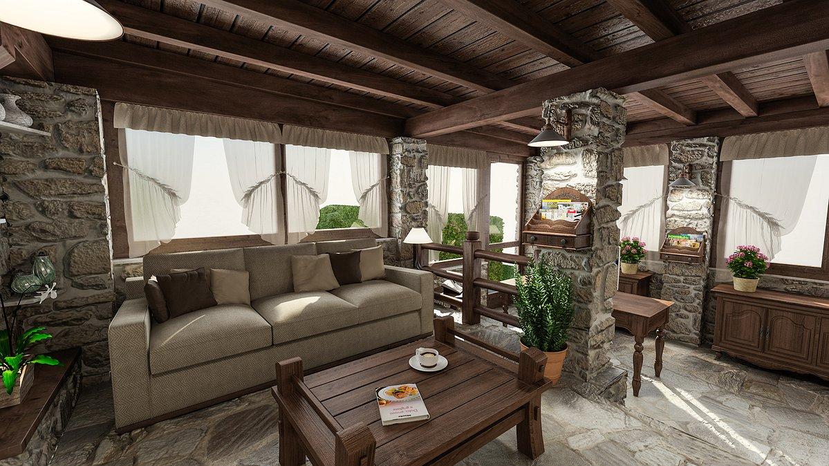 Arredare casa in montagna soluzioni moderne in montagna for Casa arredo fano