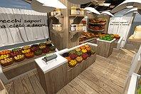 Studio sagitair architettura interior design render - Negozi arredamento tipo ikea ...